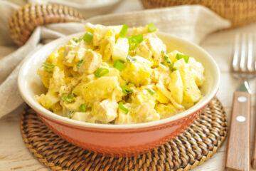 Ricetta Insalata Di Pollo E Patate