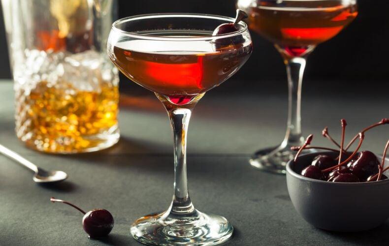 Ricetta Manhattan Cocktail