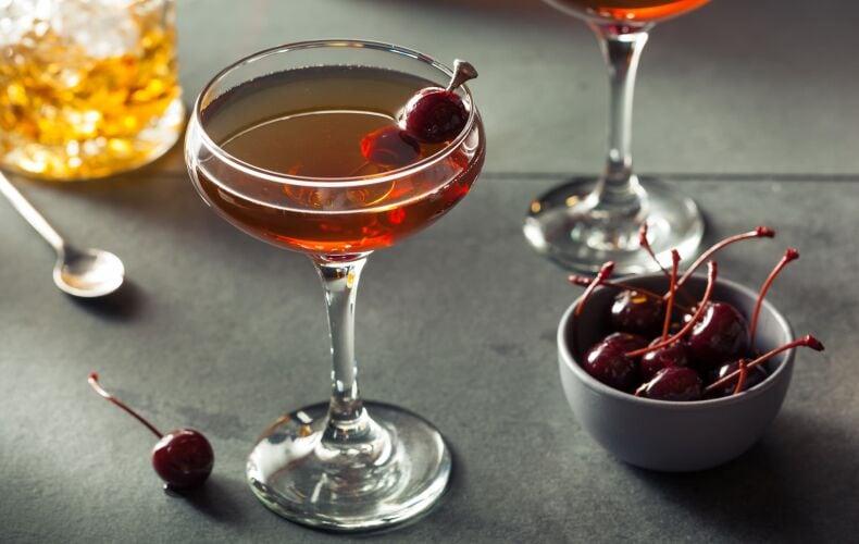 Ricetta Manhattan Cocktail Originale