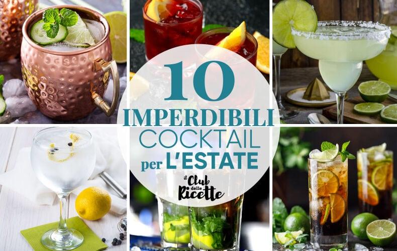 Migliori Cocktail Per Estate