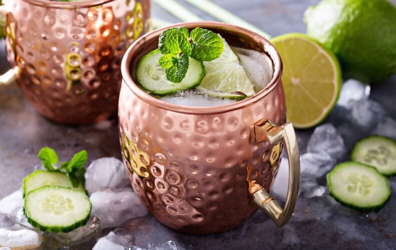 Ricetta Moscow Mule