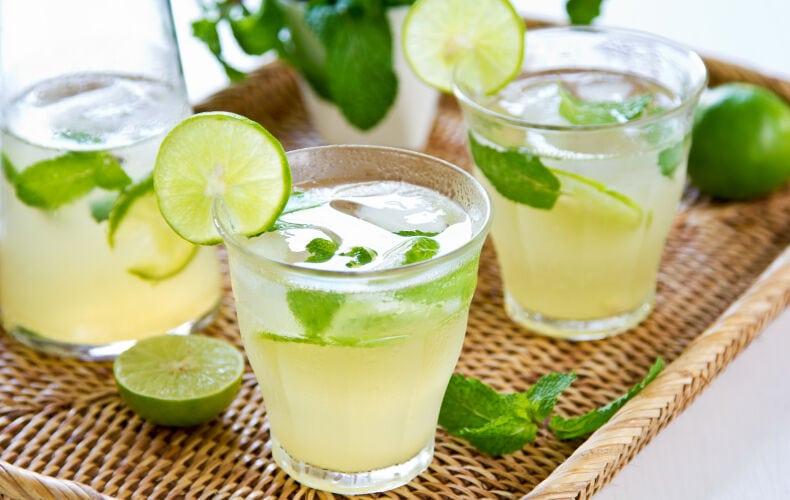 Ricetta Originale Gin Lemon