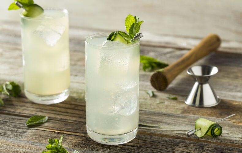 Ricetta Vodka Lemon