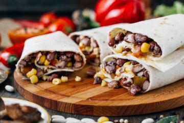 Ricetta Burrito Vegano