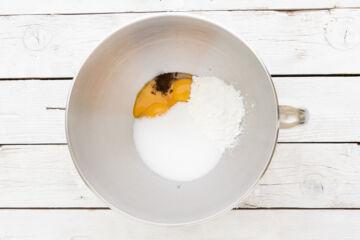 Ricetta Preparazione Crema Al Limone 1