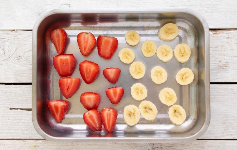 Ricetta Sorbetto Fragola Banana Fatto In Casa 10