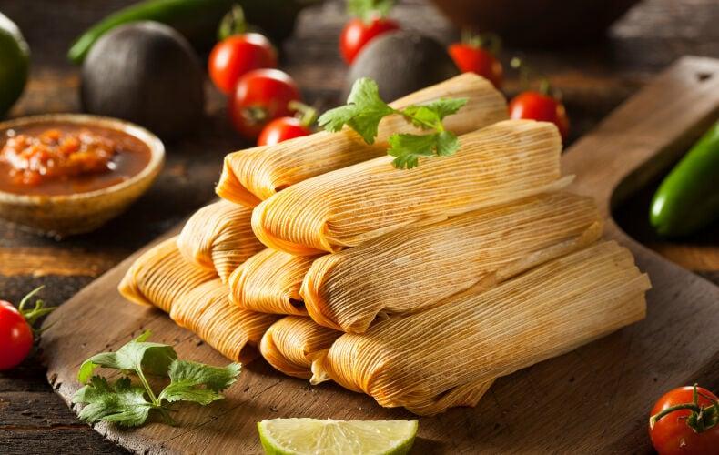 Tamales La Ricetta Originale