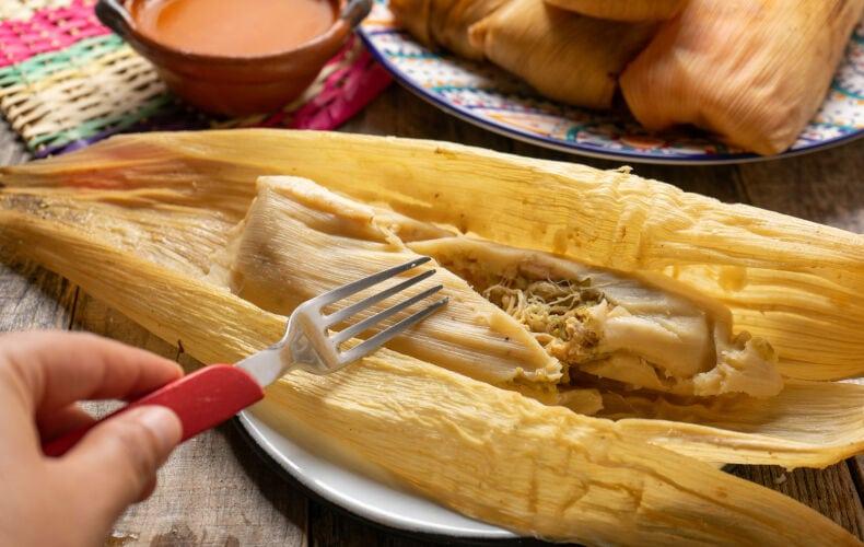 Ricetta Tamales Messicani