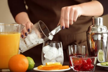 Ricetta Tequila Sunrise 1