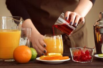 Ricetta Tequila Sunrise 3