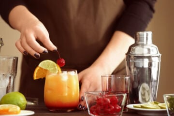 Ricetta Tequila Sunrise 4