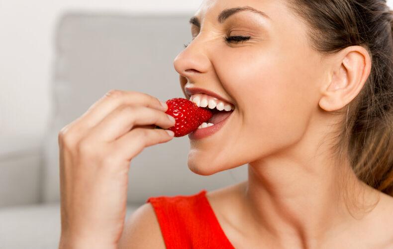 10 Motivi Per Mangiare Piu Fragole