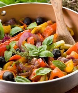 Ricetta Peperonata Alla Siciliana