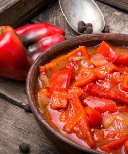 Ricetta Peperonata In Agrodolce