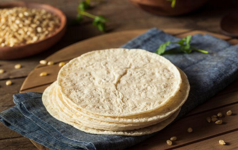 Ricetta Tortillas Di Mais Fatte In Casa