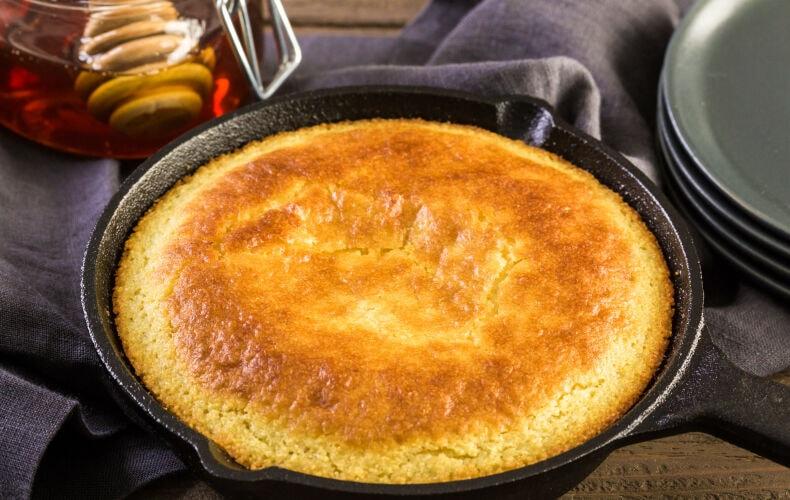Cornbread Pane Di Mais La Ricetta Originale
