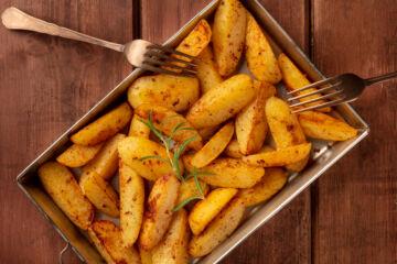 Ricetta Patate Al Forno Speziate