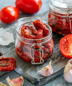 Ricetta Pomodori Secchi Sottolio Fatti In Casa