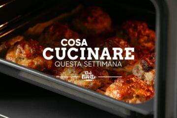 Cosa Cucinare La Settimana Del 18 10 2021