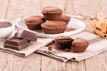 Ricetta Pasticiotto Al Cioccolato