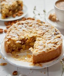 Ricetta Crostata Di Mele E Mandorle